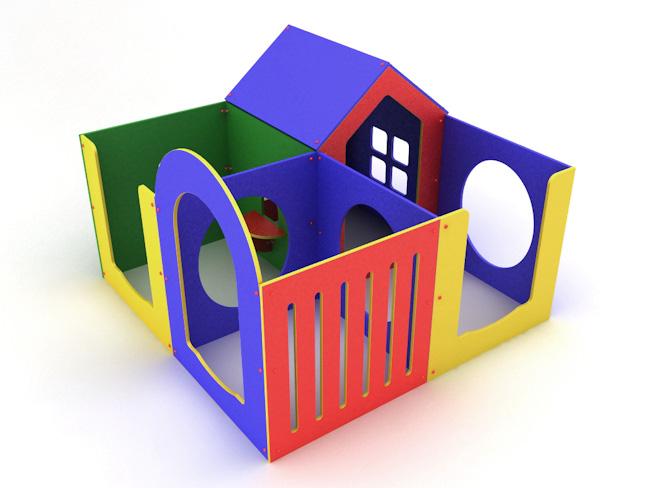 Къща-Лабиринт