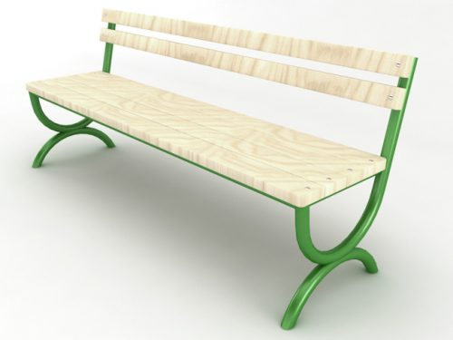 Паркова-пейка-модел-1
