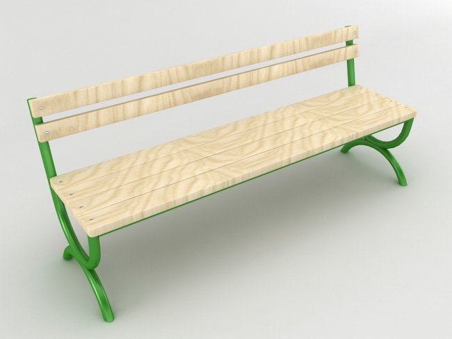 Паркова-пейка-модел-12