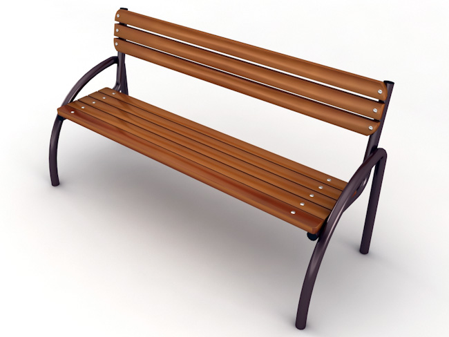 Паркова-пейка-модел-3-