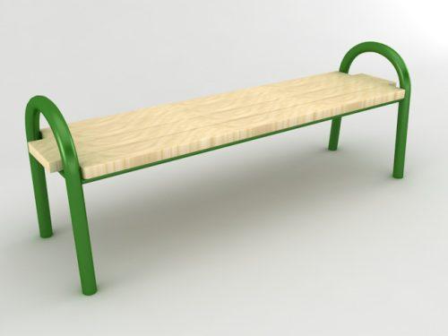 Паркова-пейка-модел-4