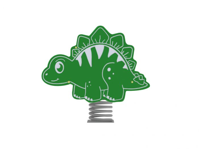 klatushka Dinozavur-green
